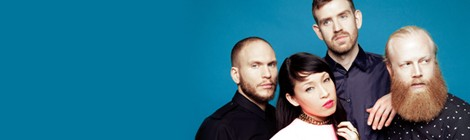 Review: Little dragon - Ritual union